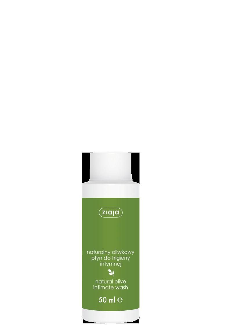 oliwkowy płyn do higieny intymnej